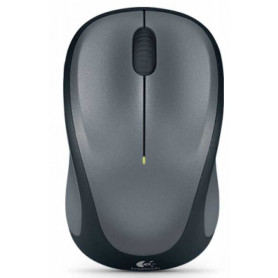 Logitech M235 Matte Black Nano Receiver Wireless Optical Desktop Mouse