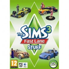PC The Sims 3 Fast Lane Stuff