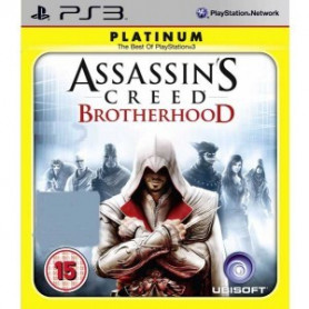PS3 Assassins Creed Brotherhood Platinum