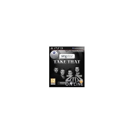 PS3 SingStar Take That ST6004416089837