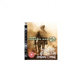 PS3 Call of Duty: Modern Warfare 2 ME5030917070952