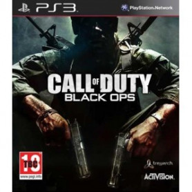 PS3 Call of Duty: Black Ops Essential