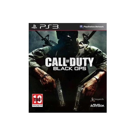 PS3 Call of Duty: Black Ops ME5030917085765