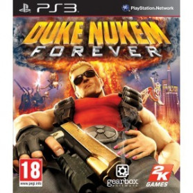 PS3 Duke Nukem Forever ME5026555405935