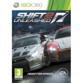 Xbox 360 Need for Speed SHIFT 2 Unleashed