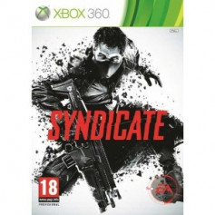 Xbox 360 Syndicate Game