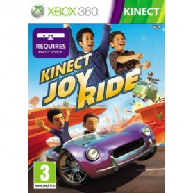 Used Xbox Kinect Joy Ride