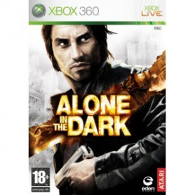 Used Xbox 360 Alone In The Dark