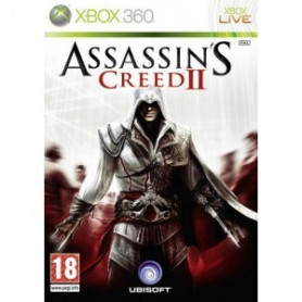Used Xbox 360 Assassins Creed 2