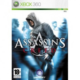 Used Xbox 360 Assassins Creed