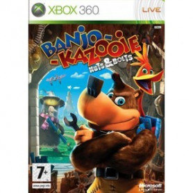 Used Xbox 360 Banjo-kazooie Nuts & Bolts