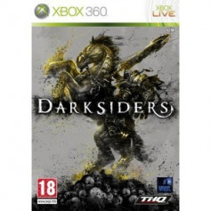 Used Xbox 360 Darksiders