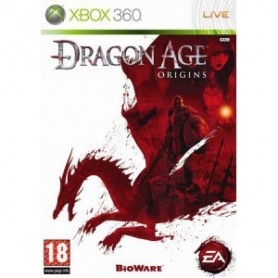 Used Xbox 360 Dragon Age Origins