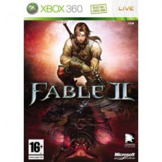 Used Xbox 360 Fable 2