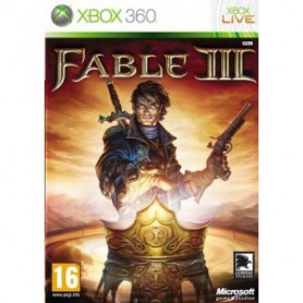 Used Xbox 360 Fable 3