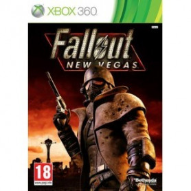 Used Xbox 360 Fallout New Vegas