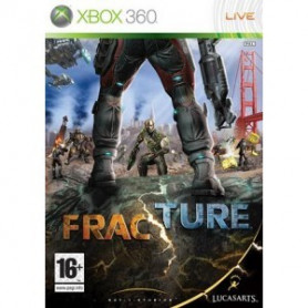 Used Xbox 360 Fracture