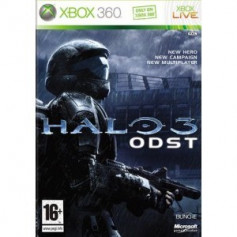 Used Xbox 360 Halo 3 Odst