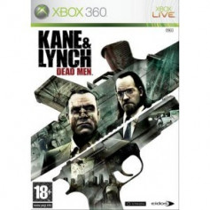 Used Xbox 360 Kane & Lynch : Dead Men