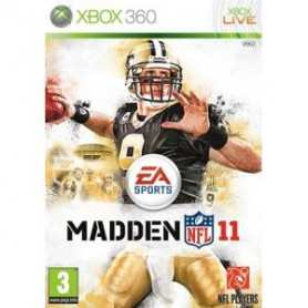 Used Xbox 360 Madden 2011