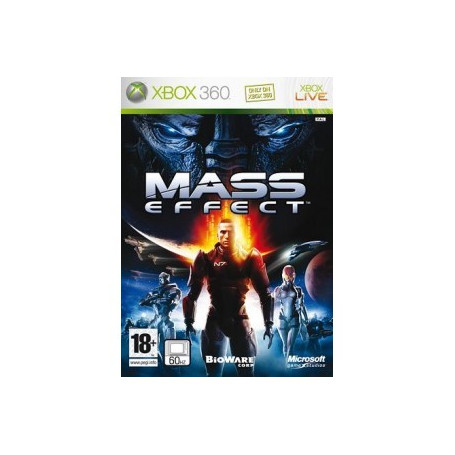 Used Xbox 360 Mass Effect