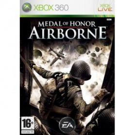Used Xbox 360 Medal Of Honor Air Born