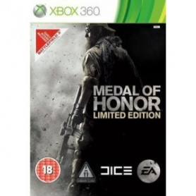 Used Xbox 360 Medal Of Honor