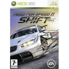 Used Xbox 360 Need For Speed Shift