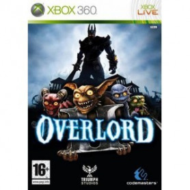 Used Xbox 360 Overlord 2