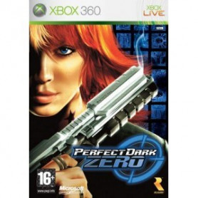 Used Xbox 360 Perfect Dark Zero