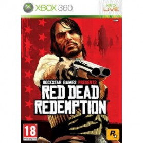 Used Xbox 360 Red Dead Redemption