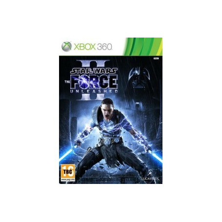 Used Xbox 360 Star Wars The Force Unleashed 2