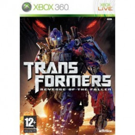 Used Xbox 360 Transformers 2: Revenge Of The Fallen
