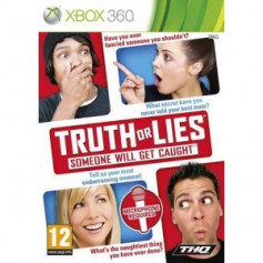 Used Xbox 360 Truth Or Lies