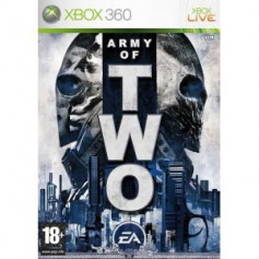 Used Xbox 360 Army of Two