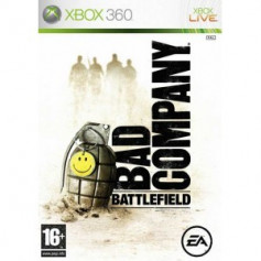 Used Xbox 360 Battlefield Bad Company