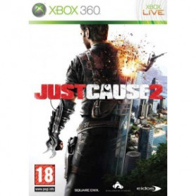Used Xbox 360 Just Cause 2