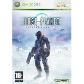 Used Xbox 360 Lost Planet