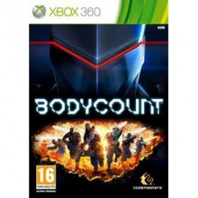 Used Xbox 360 Bodycount