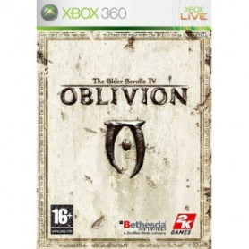 Xbox 360 Oblivion Pre Owned