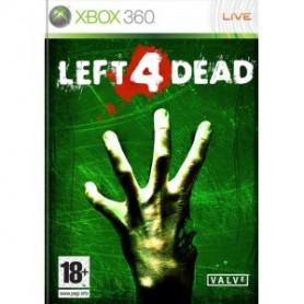 Used Xbox 360 Left 4 Dead