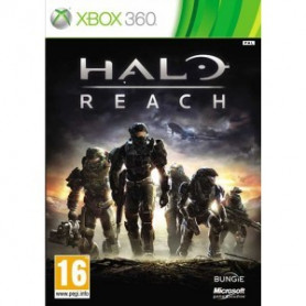 Used Xbox 360 Halo Reach