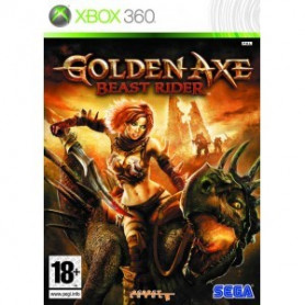 Used Xbox 360 Golden Axe