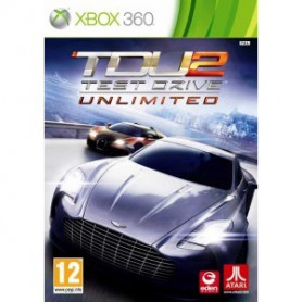 Used Xbox 360 Test Drive Unlimited 2