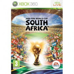 Used Xbox 360 2010 FIFA World Cup South Africa