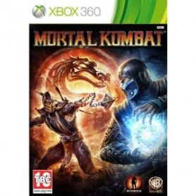 Used Xbox 360 Mortal Kombat