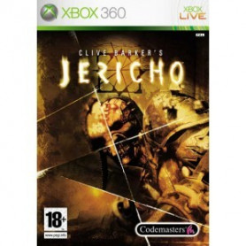 Used Xbox 360 Clive Barkers Jericho