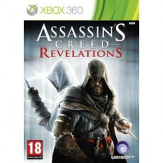 Used Xbox 360 Assassins Creed Revelations
