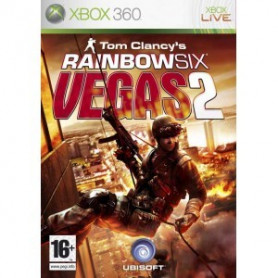 Used Xbox 360 Rainbow Six Vegas 2