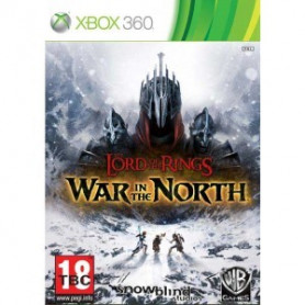 Used Xbox 360 Lord of the Rings War in the North
